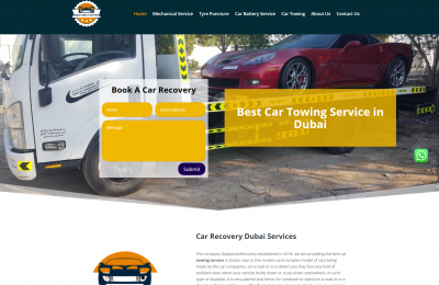 Dubai Auto Recovery